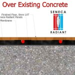 SRT Rubber Panel Install - Over Existing Concrete